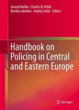 Meško, Gorazd - Handbook on Policing in Central and Eastern Europe, e-bok