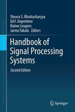 Bhattacharyya, Shuvra S. - Handbook of Signal Processing Systems, ebook