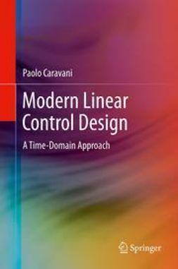 Caravani, Paolo - Modern Linear Control Design, ebook