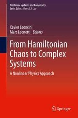 Leoncini, Xavier - From Hamiltonian Chaos to Complex Systems, ebook