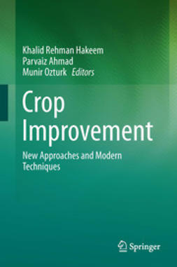 Hakeem, Khalid Rehman - Crop Improvement, ebook