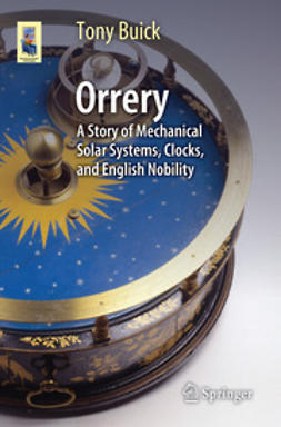 Buick, Tony - Orrery, ebook