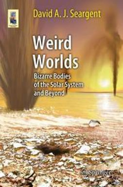 Seargent, David A. J. - Weird Worlds, e-kirja