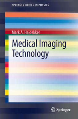 Haidekker, Mark A - Medical Imaging Technology, ebook