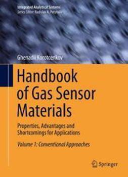 Korotcenkov, Ghenadii - Handbook of Gas Sensor Materials, e-kirja