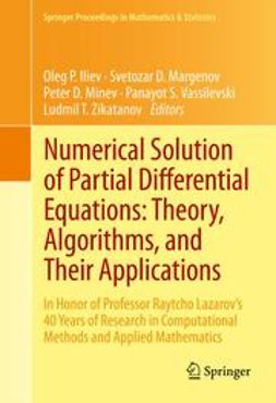 Iliev, Oleg P. - Numerical Solution of Partial Differential Equations: Theory, Algorithms, and Their Applications, ebook