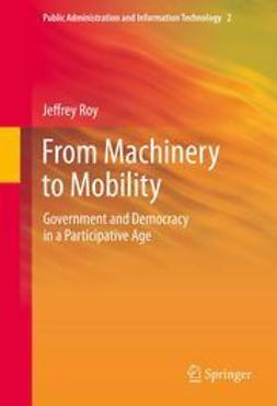Roy, Jeffrey - From Machinery to Mobility, ebook