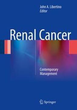Libertino, John A - Renal Cancer, e-bok
