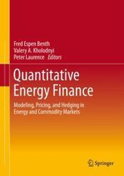 Benth, Fred Espen - Quantitative Energy Finance, e-kirja