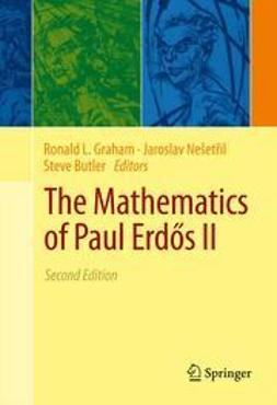 Graham, Ronald L. - The Mathematics of Paul Erdős II, ebook