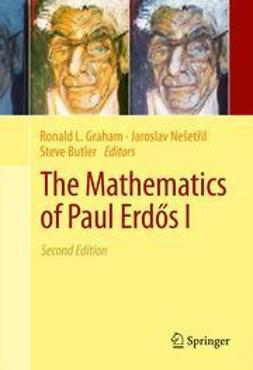 Graham, Ronald L. - The Mathematics of Paul Erdős I, ebook
