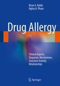 Baldo, Brian A. - Drug Allergy, ebook