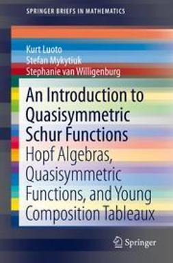 Luoto, Kurt - An Introduction to Quasisymmetric Schur Functions, ebook