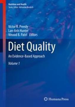 Preedy, Victor R. - Diet Quality, ebook