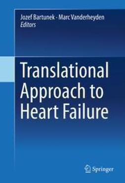 Bartunek, Jozef - Translational Approach to Heart Failure, ebook
