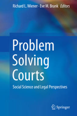Wiener, Richard L. - Problem Solving Courts, ebook