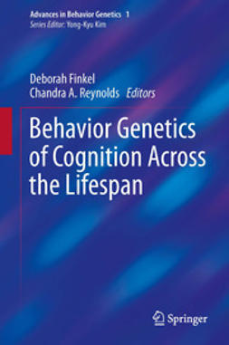 Finkel, Deborah - Behavior Genetics of Cognition Across the Lifespan, ebook