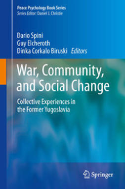 Spini, Dario - War, Community, and Social Change, e-bok