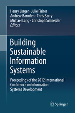 Linger, Henry - Building Sustainable Information Systems, e-bok