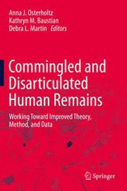 Osterholtz, Anna J. - Commingled and Disarticulated Human Remains, e-bok