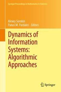 Sorokin, Alexey - Dynamics of Information Systems: Algorithmic Approaches, ebook