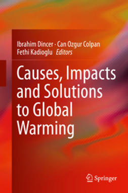 Dincer, Ibrahim - Causes, Impacts and Solutions to Global Warming, e-bok