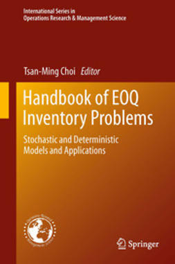 Choi, Tsan-Ming - Handbook of EOQ Inventory Problems, e-kirja