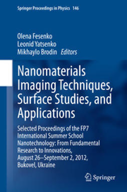 Fesenko, Olena - Nanomaterials Imaging Techniques, Surface Studies, and Applications, ebook