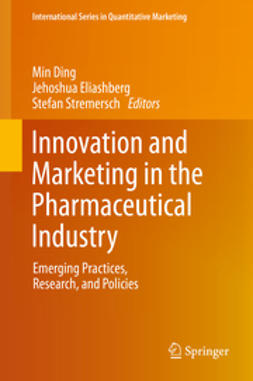 Ding, Min - Innovation and Marketing in the Pharmaceutical Industry, ebook