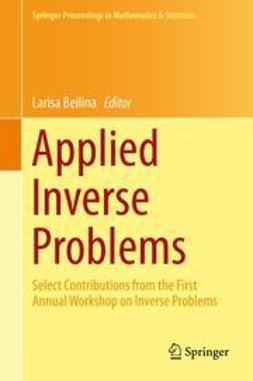 Beilina, Larisa - Applied Inverse Problems, ebook