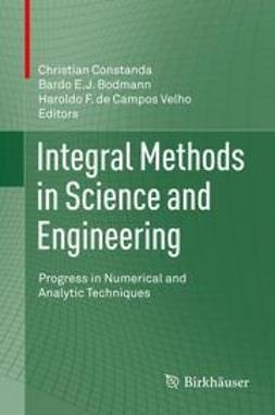 Constanda, Christian - Integral Methods in Science and Engineering, e-kirja