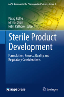 Kolhe, Parag - Sterile Product Development, ebook