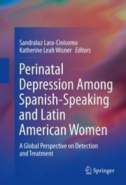 Lara-Cinisomo, Sandraluz - Perinatal Depression among Spanish-Speaking and Latin American Women, ebook