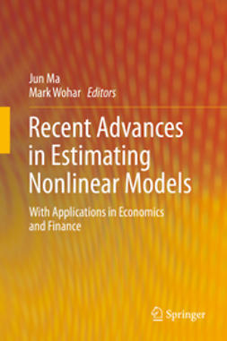 Ma, Jun - Recent Advances in Estimating Nonlinear Models, ebook