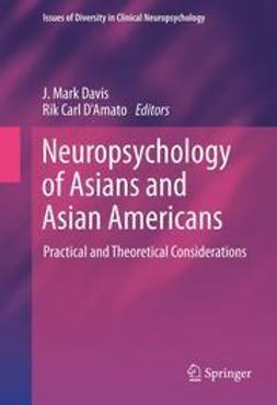 Davis, J. Mark - Neuropsychology of Asians and Asian-Americans, e-kirja