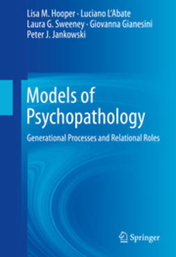 Hooper, Lisa M. - Models of Psychopathology, e-bok