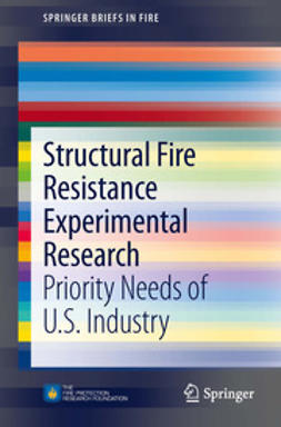 Almand, Kathleen H - Structural Fire Resistance Experimental Research, ebook