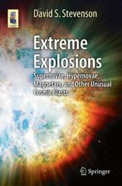 Stevenson, David S. - Extreme Explosions, ebook