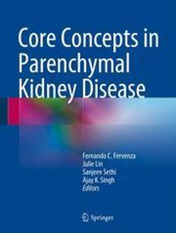 Fervenza, Fernando C. - Core Concepts in Parenchymal Kidney Disease, ebook