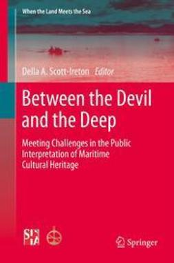 Scott-Ireton, Della A. - Between the Devil and the Deep, ebook