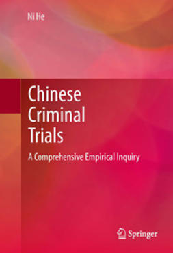 He, Ni - Chinese Criminal Trials, ebook