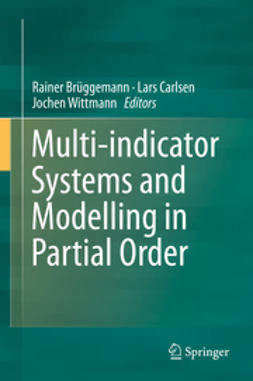 Brüggemann, Rainer - Multi-indicator Systems and Modelling in Partial Order, ebook