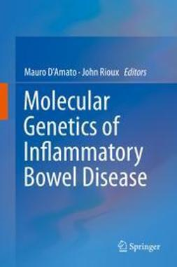 D'Amato, Mauro - Molecular Genetics of Inflammatory Bowel Disease, ebook