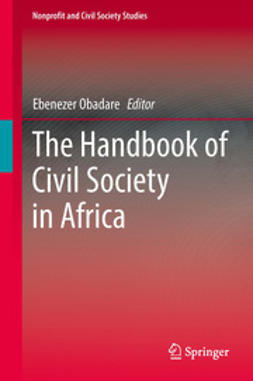 Obadare, Ebenezer - The Handbook of Civil Society in Africa, e-kirja