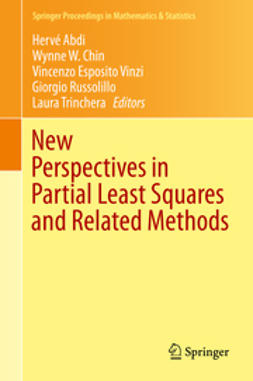 Abdi, Herve - New Perspectives in Partial Least Squares and Related Methods, e-bok
