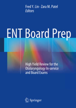 Lin, Fred - ENT Board Prep, ebook