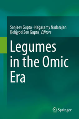 Gupta, Sanjeev - Legumes in the Omic Era, ebook