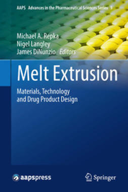 Repka, Michael A. - Melt Extrusion, ebook