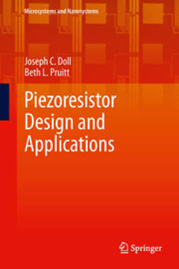 Doll, Joseph C. - Piezoresistor Design and Applications, ebook