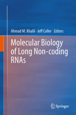 Khalil, Ahmad M. - Molecular Biology of Long Non-coding RNAs, ebook